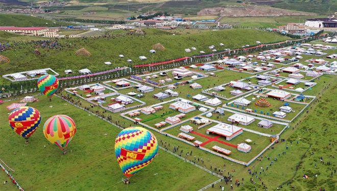 20. Shambhala Tourism Festival beginnt in Gansu