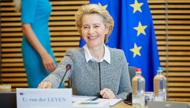 Von der Leyen leitet Seminar des Kollegiums der EU-Kommissare