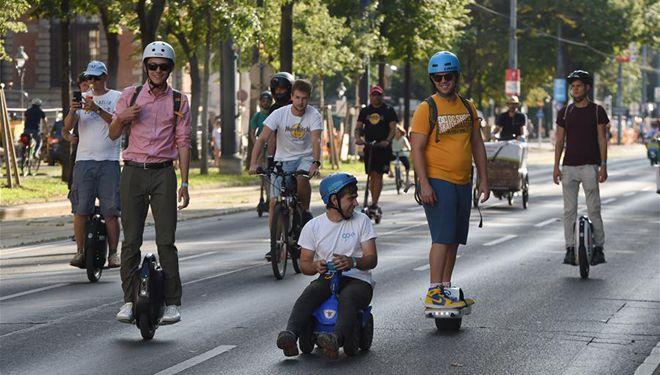 E-Mobilität-Parade findet in Wien statt