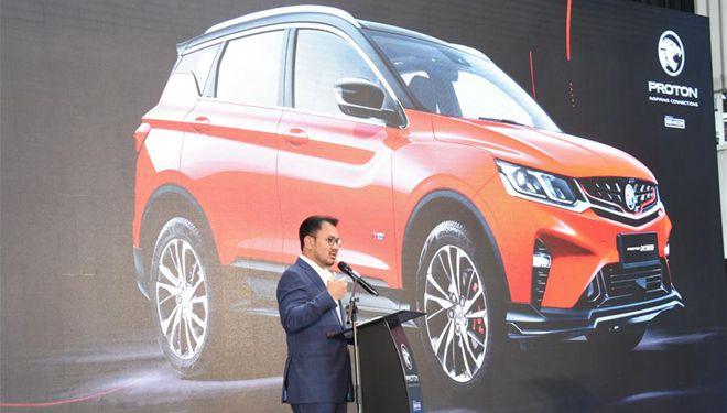 Malaysischer Autobauer Proton bringt in Zusammenarbeit mit Geely neues Auto auf Markt