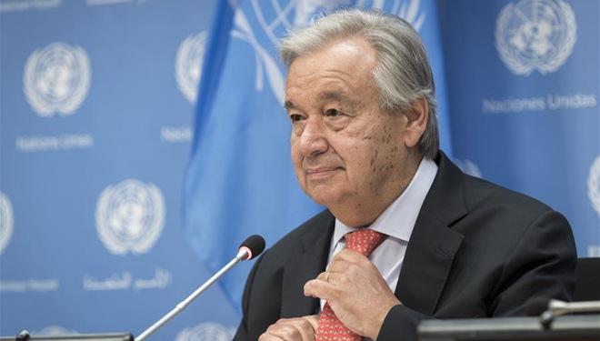 UN-Chef fordert Weltgemeinschaft auf, neue kollektive Bemühungen um Frieden zu unternehmen