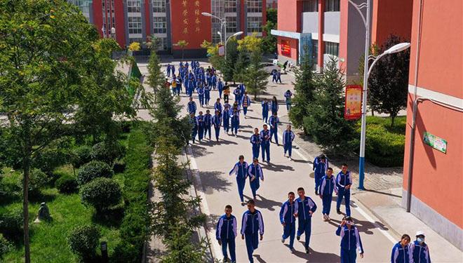 Entwicklung der lokalen Berufsbildung in Xiji trägt große Verantwortung für Beseitigung der Armut