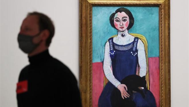 Matisse-Ausstellung findet im Centre Pompidou statt