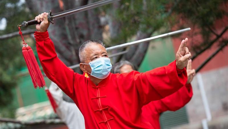 Chongyang-Festival in China: Das Leben im Alter genießen