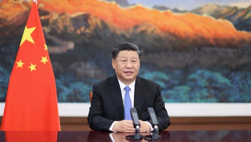 Xi hält Rede auf 3. China International Import Expo