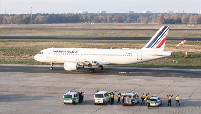 Flughafen Berlin-Tegel stellt Betrieb ein