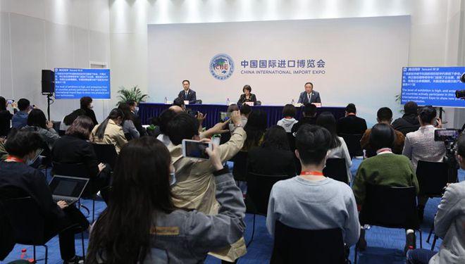 Chinas Importmesse verzeichnet Rekordgeschäfte trotz COVID-19-Pandemie