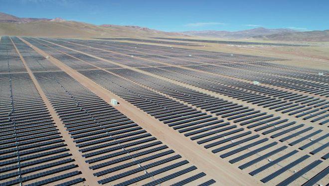 Von chinesischen Unternehmen errichteter Solarpark fördert wirtschaftliche Entwicklung in Argentinien