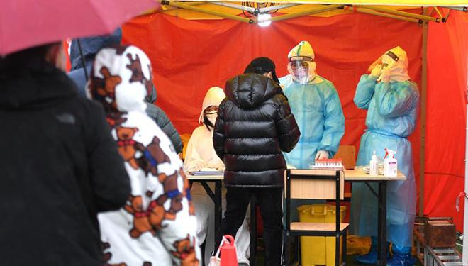 Tianjin meldet 5 neue im Inland übertragene COVID-19-Fälle