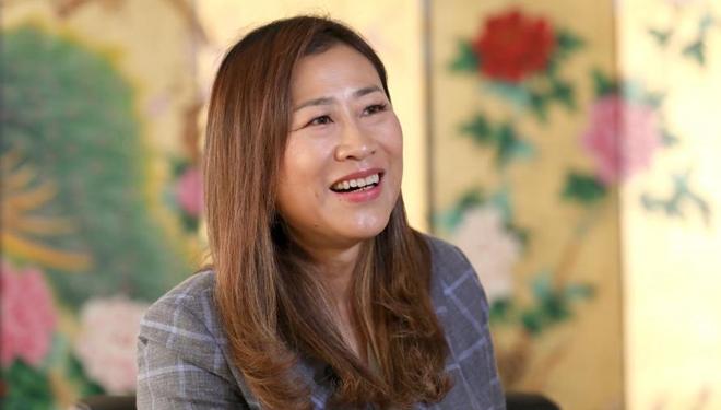 Leiterin der Jugendgruppe in Hongkong ermutigt junge Menschen, Chancen in nationaler Entwicklung zu nutzen