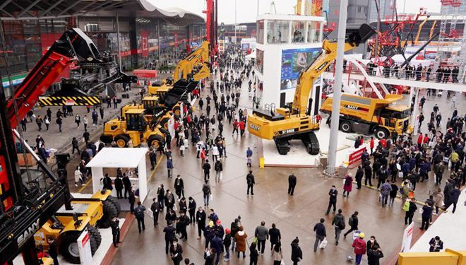 Bauma China startet in Shanghai