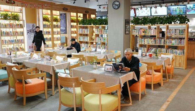 24-Stunden-Lesesäle mit Selbstbedienung in Provinz Shanxi eingesetzt