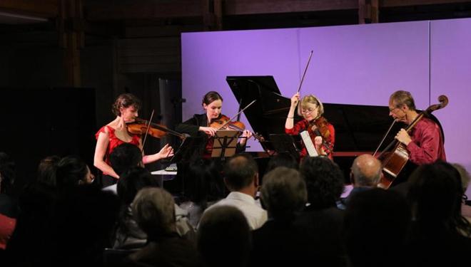 Konzert mit Mischung aus chinesischer und westlicher Musik in Wellington abgehalten