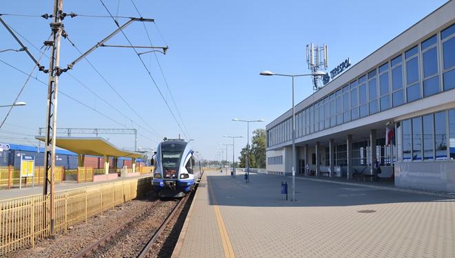 Feature: Polens Grenzstadt reitet auf Welle des Güterzugverkehrs und erwartet engere Beziehungen zu China
