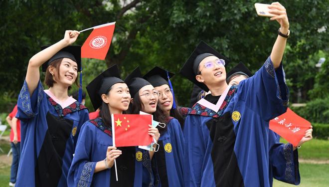 China erwartet mehr als neun Millionen Hochschulabsolventen im Jahr 2021