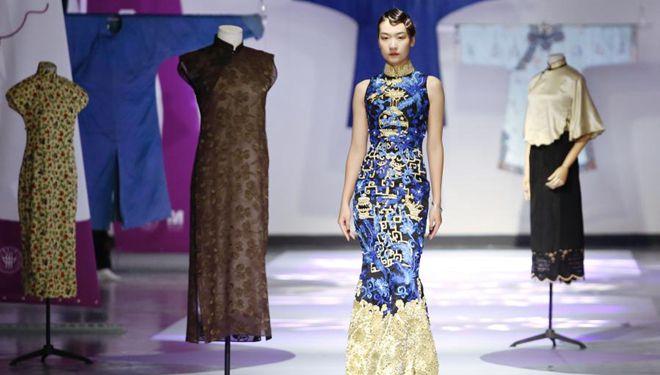 """""""Die Geschichte und Innovation der Shanghai-Mode"""" startet in Shanghai"""