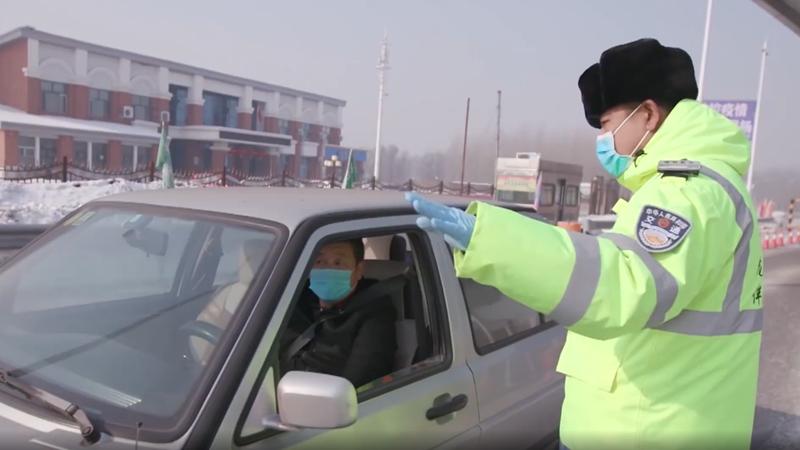 Geschichten aus China: Schützenschlacht auf der Autobahn