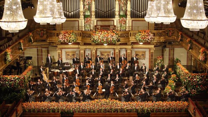 Neujahrskonzert der Wiener Philharmoniker 2021 findet ohne Publikum statt