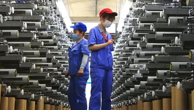 US-Tageszeitung: China baut seine Rolle im Welthandel aus