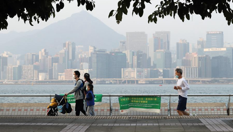 Hongkong meldet 55 neue bestätigte COVID-19-Fälle