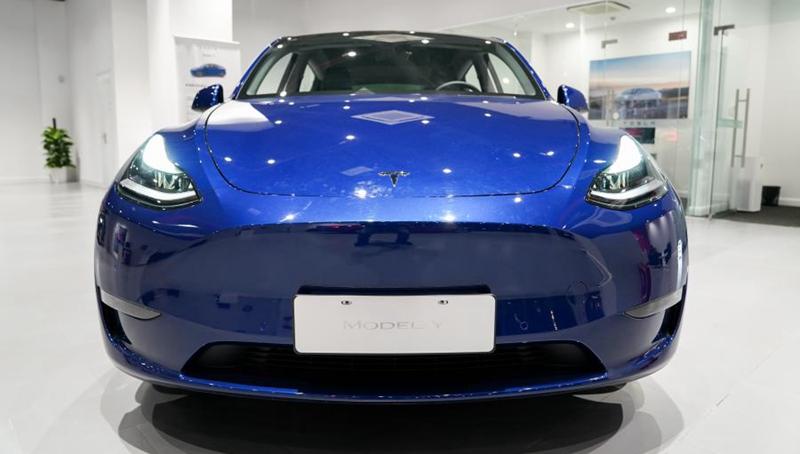 Tesla: Auslieferung für das in China hergestelltes Model Y beginnt