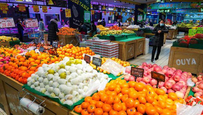 Behörden von Jilin achten auf Lebensmittelversorgung inmitten von COVID-19