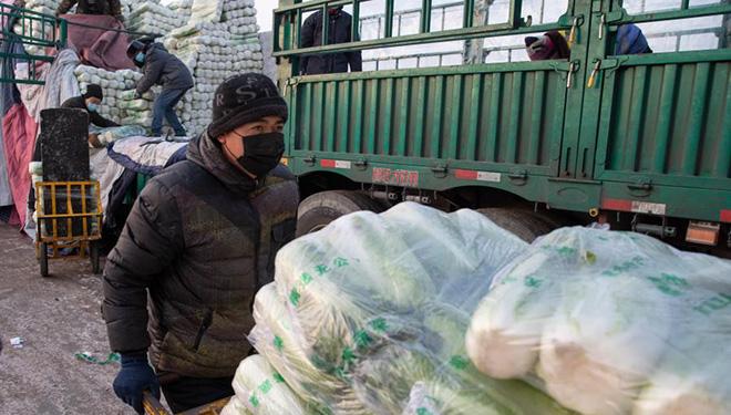Versorgung mit Obst und Gemüse in Suihua sichergestellt
