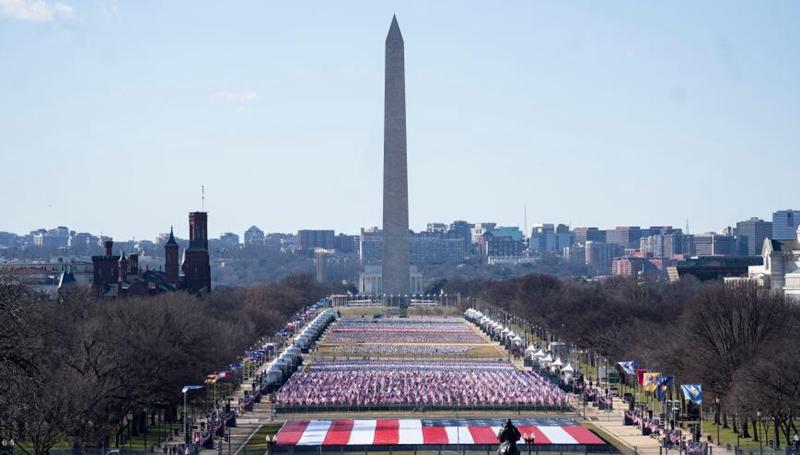 Biden wird inmitten anhaltender Zunahme der Virusinfektion und Vertiefung politischer Spaltung als US-Präsident vereidigt