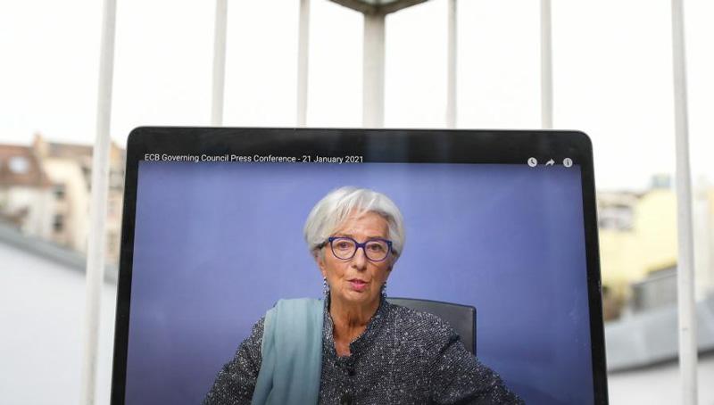 EZB lässt Leitzinsen und andere politische Reaktionen auf die Pandemie unverändert