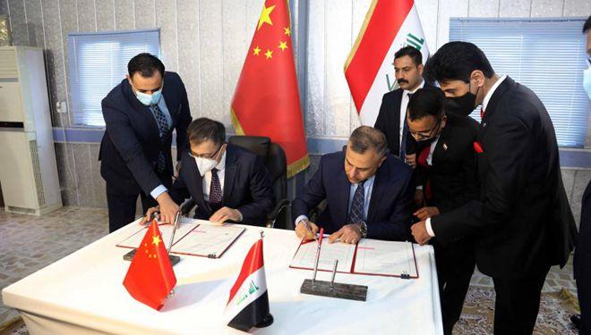 China unterstützt den Irak mit Spende zur Bekämpfung von COVID-19