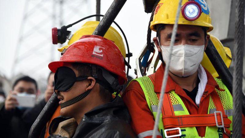 11 Bergleute nach 14 Tagen aus Goldmine gerettet