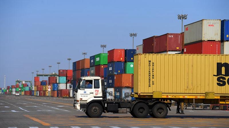 Tianjin verzeichnet 2020 über 30 Millionen grenzüberschreitende E-Commerce-Aufträge