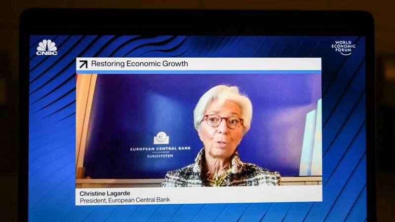 """EZB-Präsidentin prognostiziert für 2021 eine Erholung mit """"hoher Unsicherheit"""""""