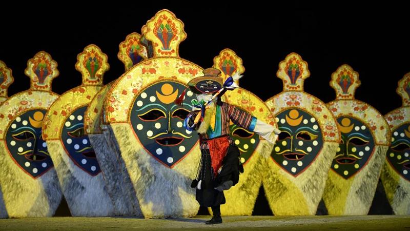 """Oper """"Prinzessin Wencheng"""" in Lhasa aufgeführt"""