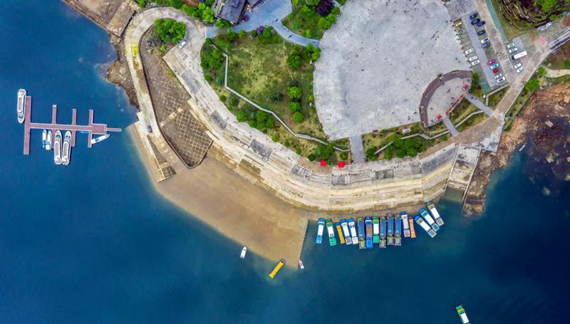 Das Dorf Huawu in Guizhou erlebt anhaltenden Boom in der Tourismusbranche
