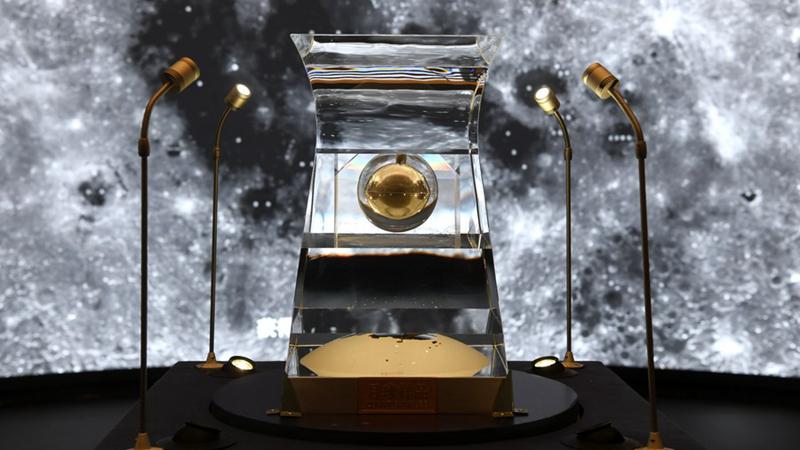 China richtet Expertenkomitee für Verwaltung von Mondproben ein