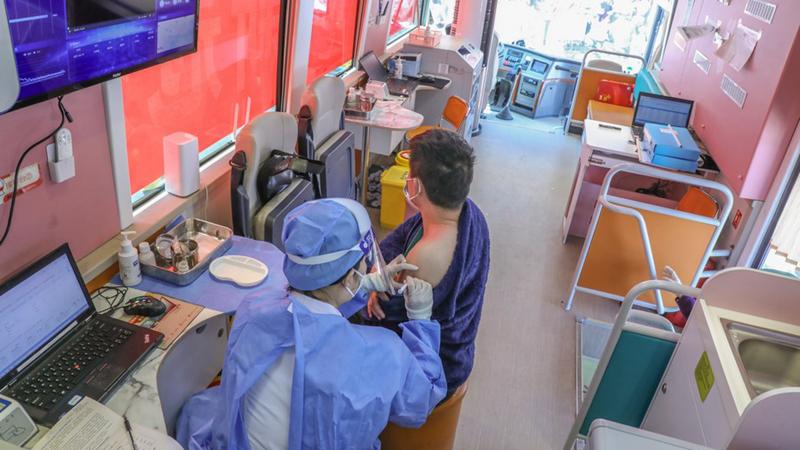Beijing hat bereits 12,5 Millionen Menschen gegen COVID-19 geimpft