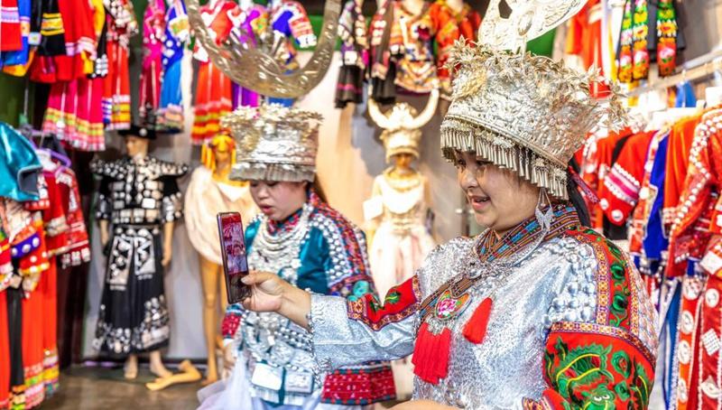 Traditionelle Kultur bringt mehr Touristen nach Guizhou