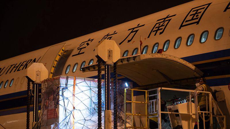 Chinas zivile Luftfahrt erholt sich im ersten Quartal weiter