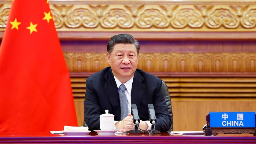 Xi fordert gemeinsamen Aufbau einer Lebensgemeinschaft für Mensch und Natur