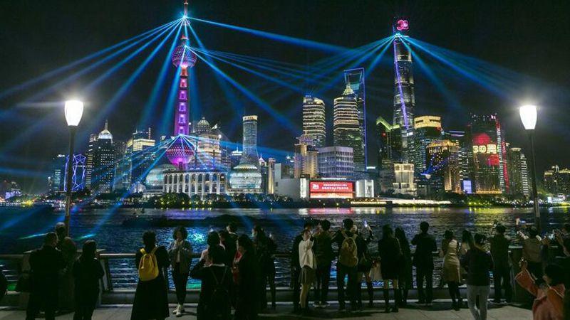 Shanghais Stadtbezirk Pudong strebt höheres Bruttoinlandsprodukt pro Kopf an