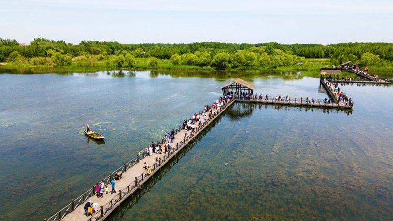 230 Millionen inländische Touristenreisen werden während Ferien zum Tag der Arbeit unternommen