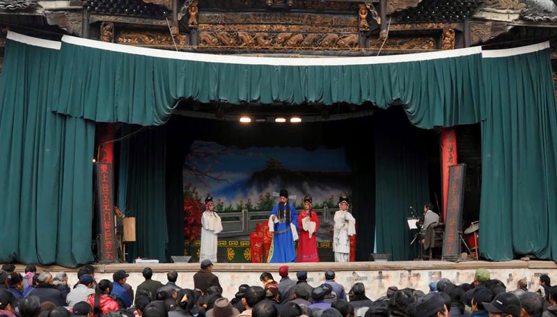 Album von China: Kleine Welt auf der Bühne